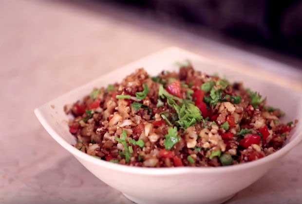 Diet Food: Mock Cauliflower Rice
