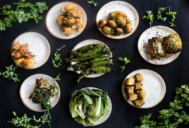 Eating Veg This Festive Season? Eat Out At These Restaurants