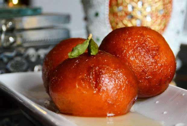 DIY Food: Green Apple Gulab Jamun