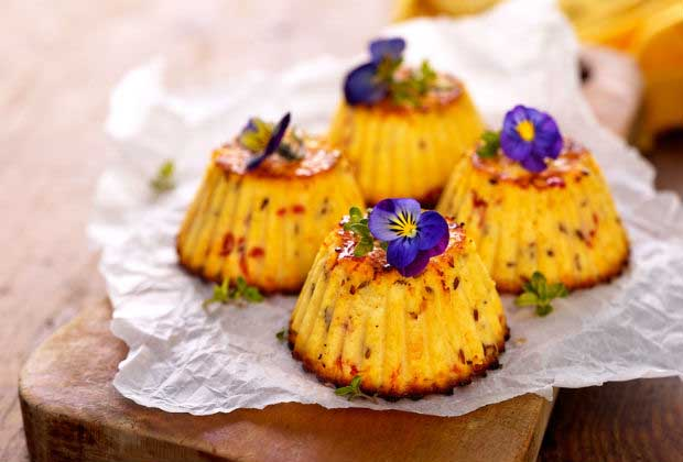 Cooking With Flowers: Quirk Up Your Plate With Pretty Edible Flowers
