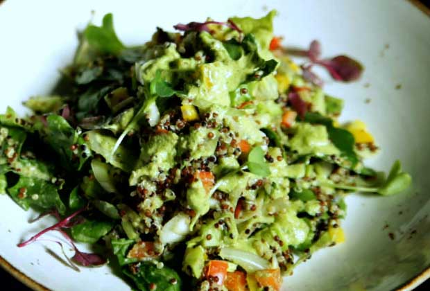 Secret Recipe: How To Up Your Salads From Good To Great