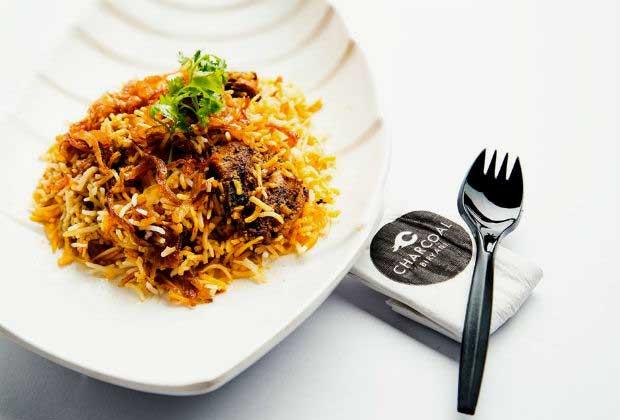 Taste Test: Fusion Box By Charcoal Biryani