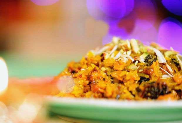 Meethe Chawal (Sweet Rice)