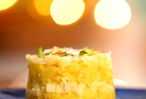 Pineapple Kesari Sheera
