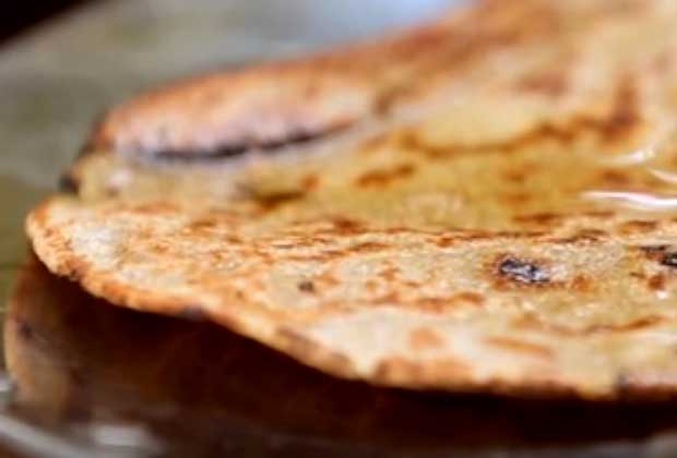 Bajre ki Roti (Pearl Millet Flat Bread)