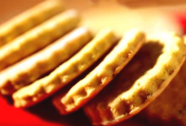 Twist Of Taste: Masala Cookies
