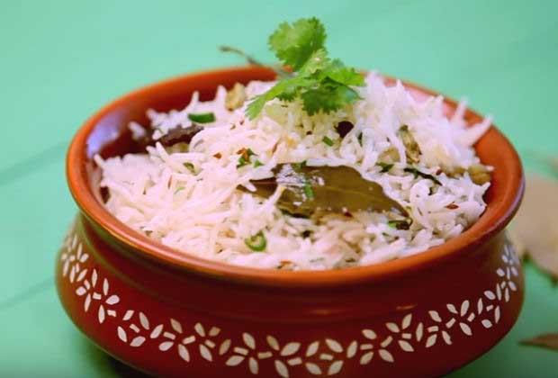 How To Make Jeera Rice (Cumin Rice)