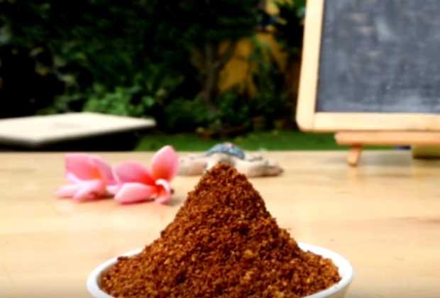 Sesame Seed Podi