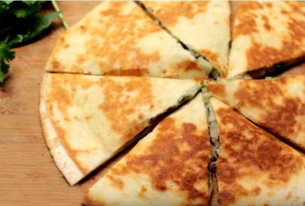 Cheese Tortilla Wrap