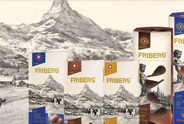 Now Enjoy Premium Chocolates From Biscuit Legend Parle
