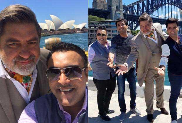 When MasterChef India Judges Chilled Out With Matt Preston In Sydney