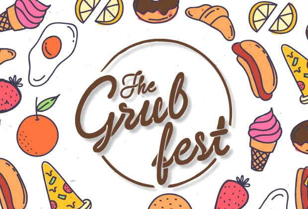 Grub Fest Is Coming To Mumbai!