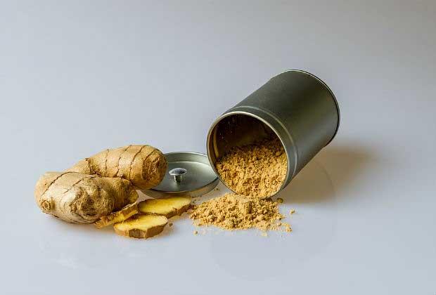 DIY Food: Homemade Ginger Powder