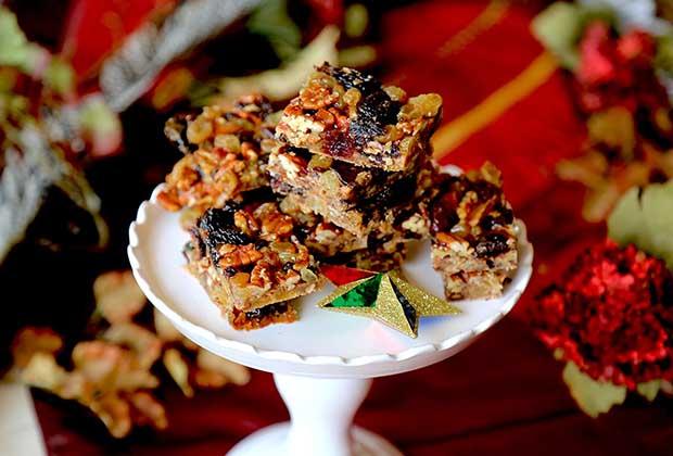 Christmas Special Recipe: Fruit Bars You Will Make Bar Bar