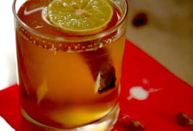 Party Drink Recipe: Masala Chai Grog Au Rhum