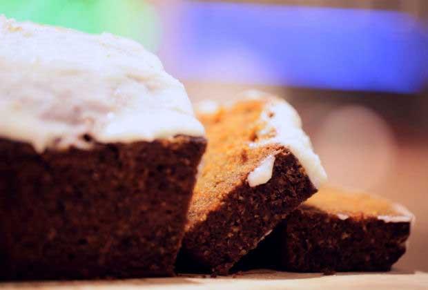 Winter Bakes: Carrot Cake