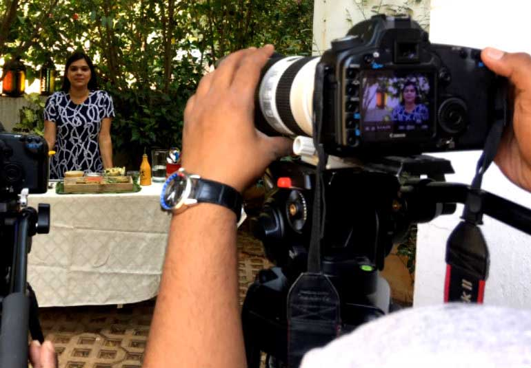 Photo Of The Day: Behind The Scenes From Neha Mathurs Kitchen