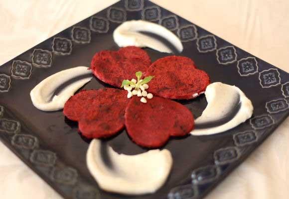 Valentines Special: Red Velvet Pancakes