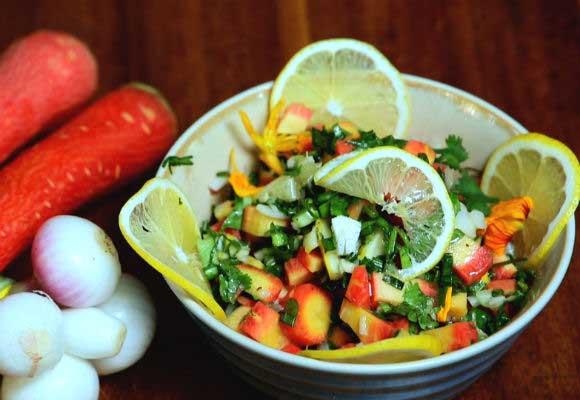 Healthy Recipes: Israeli Carrot Salad