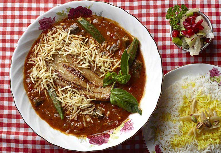 Eating Out This Week: Persian Pop-Up At SBOW & New Lunch Menu At TAGGourmartKitchen