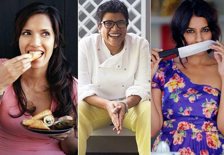 8 Indian Food Goddesses We Love On TV