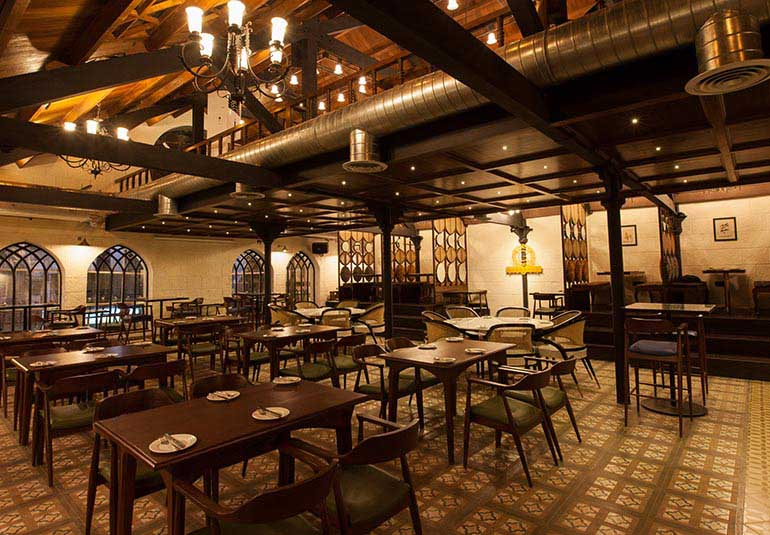IFN Reviews: Gymkhana 91, Lower Parel