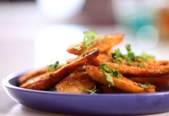 Sindhi Kitchen: Arbi Tuk