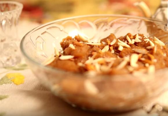 Sindhi Kitchen: Karha Parsad
