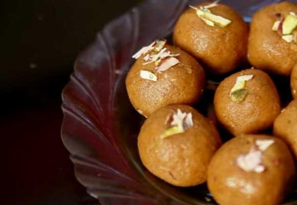 Festive Favourite: Besan Ladoo