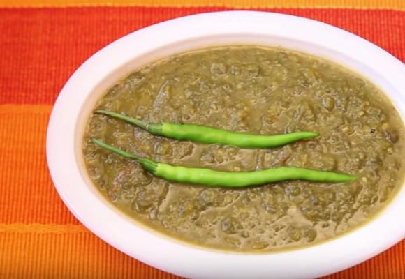 Healthy Eating: Sindhi Sai Bhaji