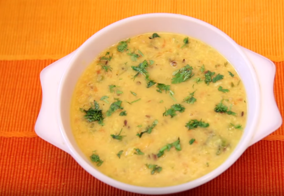 Sindhi Special: Yellow Moong Dal