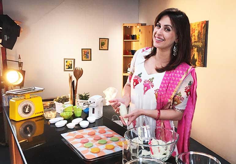 Photo Of The Day: Sneak Peek Into Amrita Raichands Holi Special Shoot