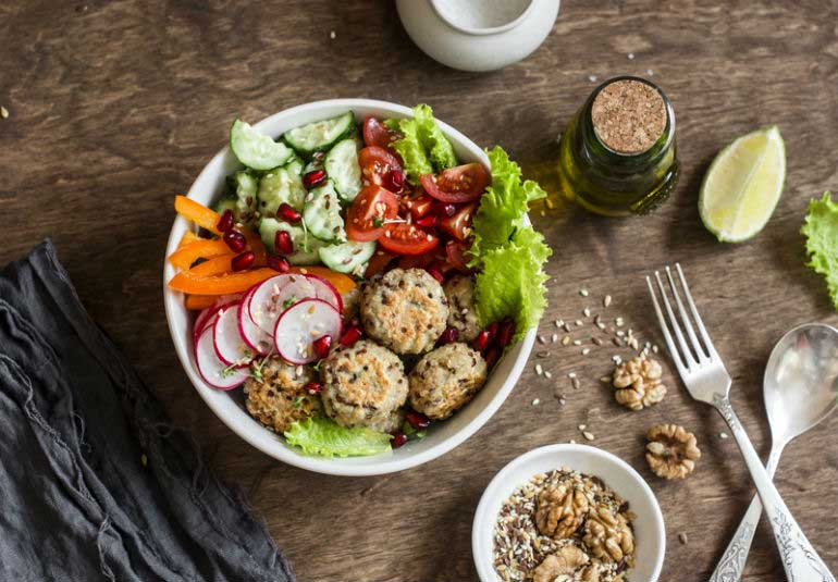 Trending Now: Make Way For The Buddha Bowl