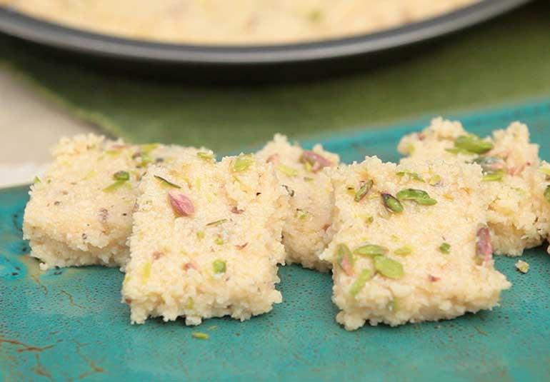 Holi Special Sweet: Kalakand