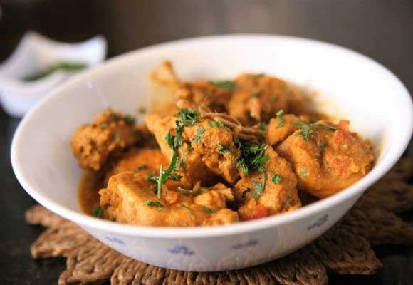 Chicken Khurana In A Spicy Chicken Tikka Style