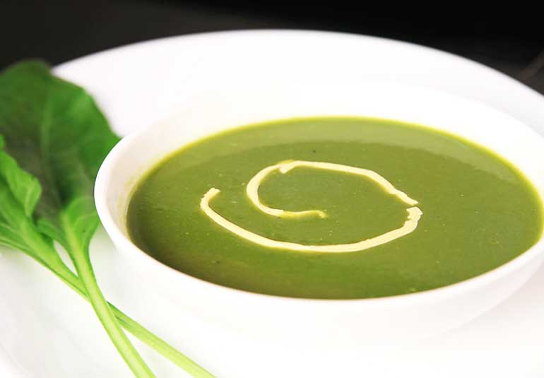5 Indian Green Food Recipes For St. Patricks Day