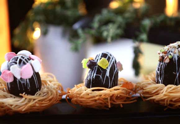 Easter Special: Chocolate Eggs