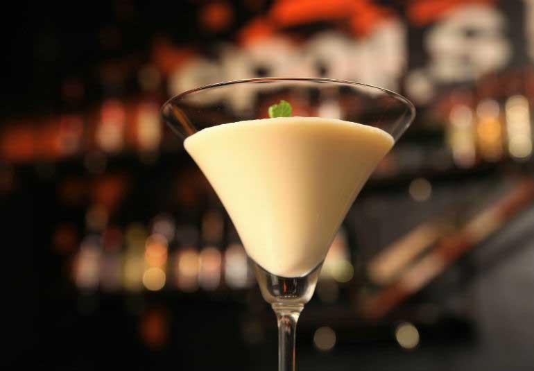 Summer Mocktail: Mango Tango