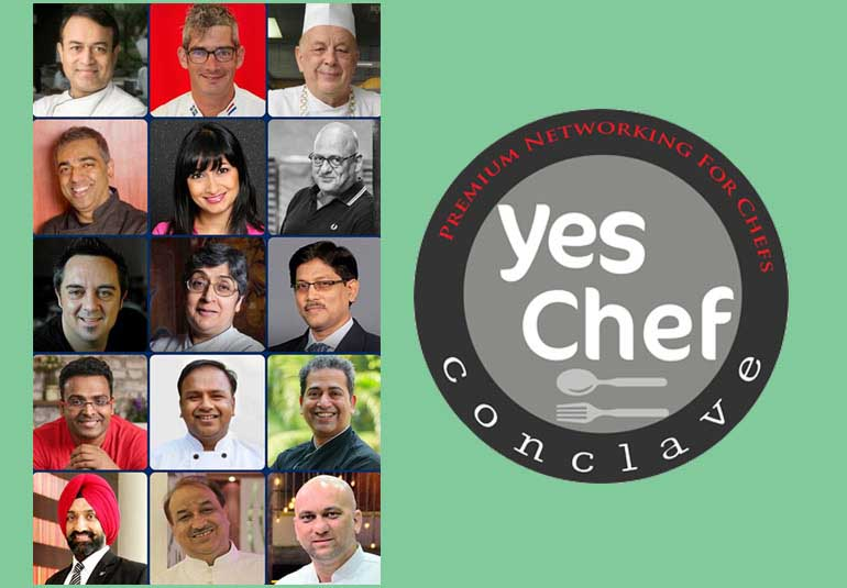 Event Alert: Yes Chef Conclave 2017, Mumbai