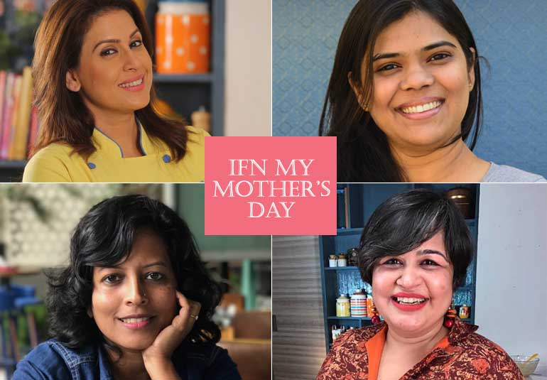 IFN My Mothers Day YouTube Live: Indias Top Chefs & Blogger Moms Chat Food & Kids