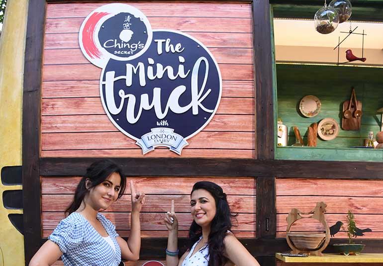 The Mini Truck Arrives With Katrina Kaif On Board