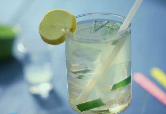 Summer Special: Refreshing Lemongrass Cooler