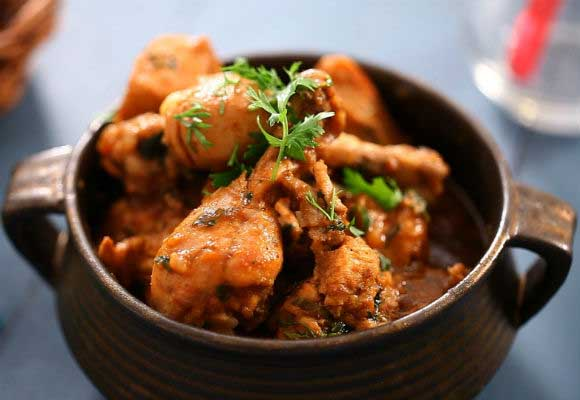 Mothers Day Special: Dhaba Style Chicken Curry