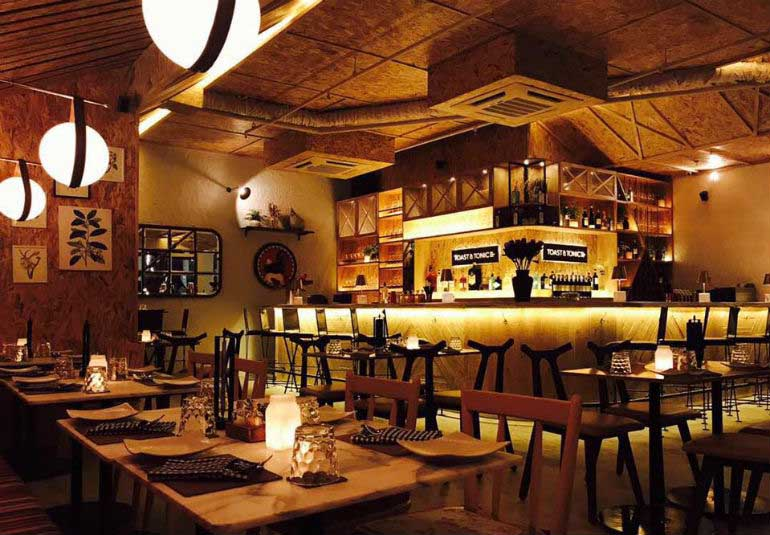 Eating Out This Week: Toast & Tonic Comes To Mumbai & La Folie Lab Opens In Lower Parel