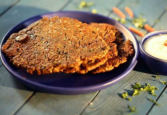 Mothers Day Special: Thalipeeth