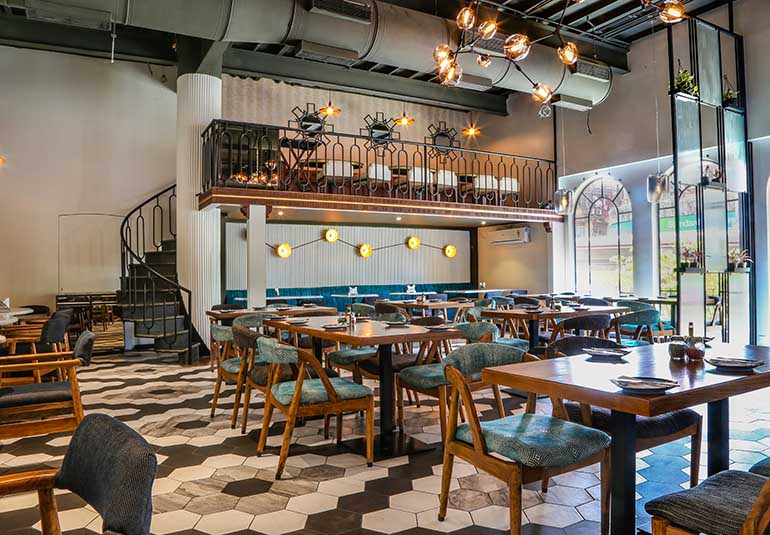 Eating Out This Week: Hemant Oberoi In BKC, D:OH All Day In Andheri & More