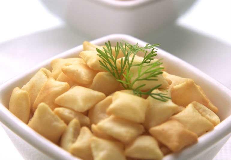 DIY Food: Cheesy Cheeselings