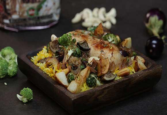 Chicken Biryani Assamese Style