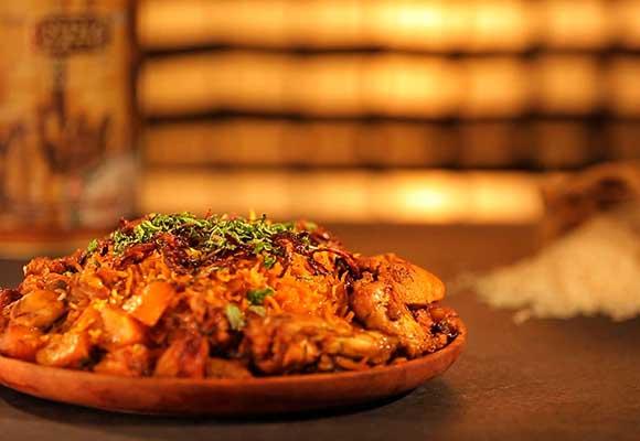 Bohri Chicken Biryani