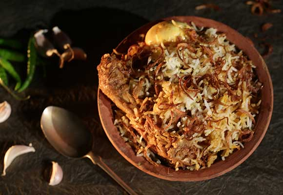 Kolkata Ramzan Chicken Biryani